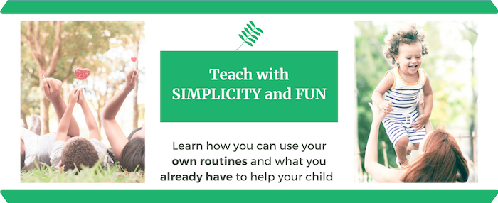 Teach simply with natural methods