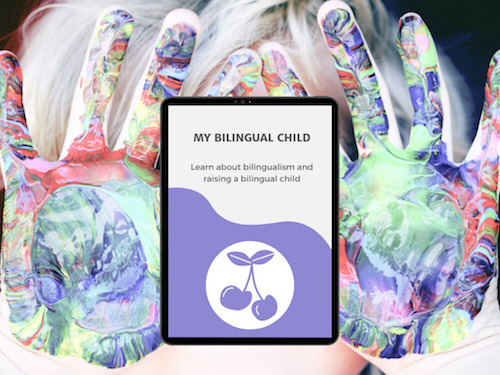 Learn all about raising a bilingual child